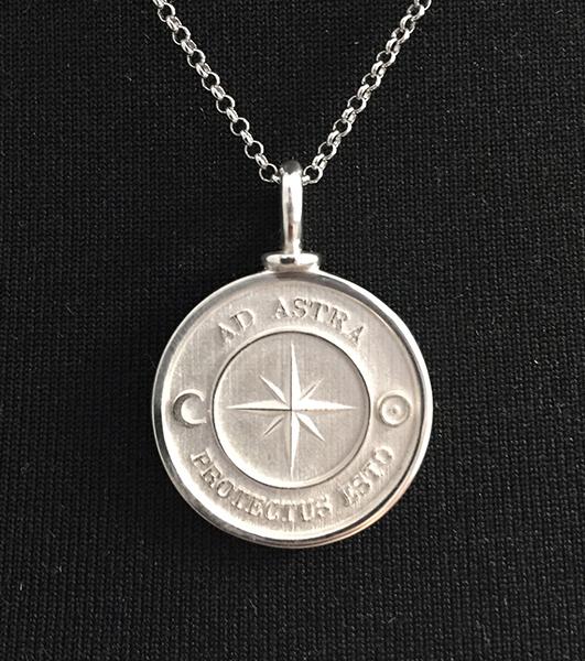 Schutzengel-Anhänger - Amulett Galerie feinform